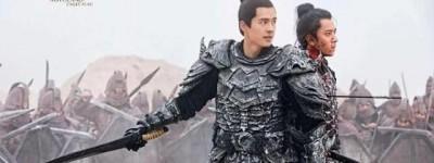 《九州缥缈录》许晴王鸥江疏影饰演女性角色了得,倾城貌旷世才
