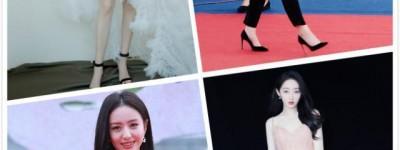 成龙电影周红毯众星争艳,景甜美成花,佟丽娅穿连衣裙显老几岁!