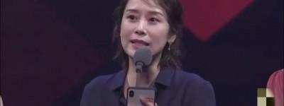 海清哽咽诉说马伊琍等中年女演员不易,比起小花旦,她们机会太少