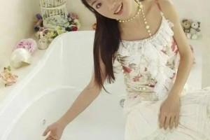 """TVB古装美女,真正的""""冰""""美人,古天乐罗志祥都是她的古装情人"""